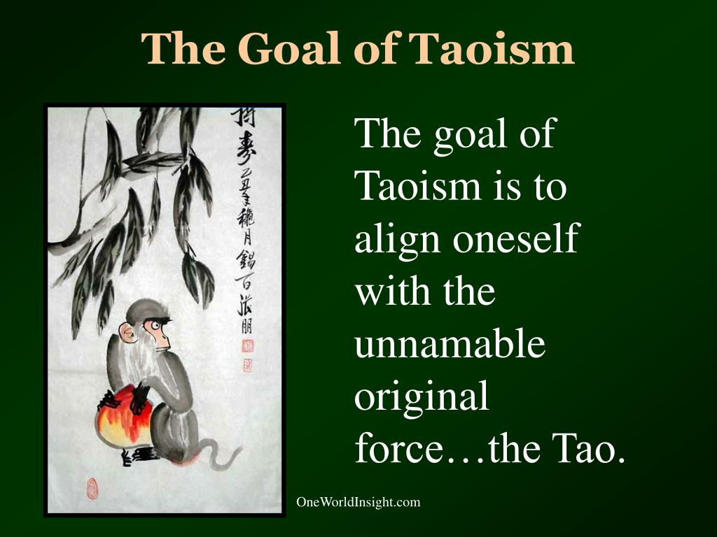 The Goal of Taoism