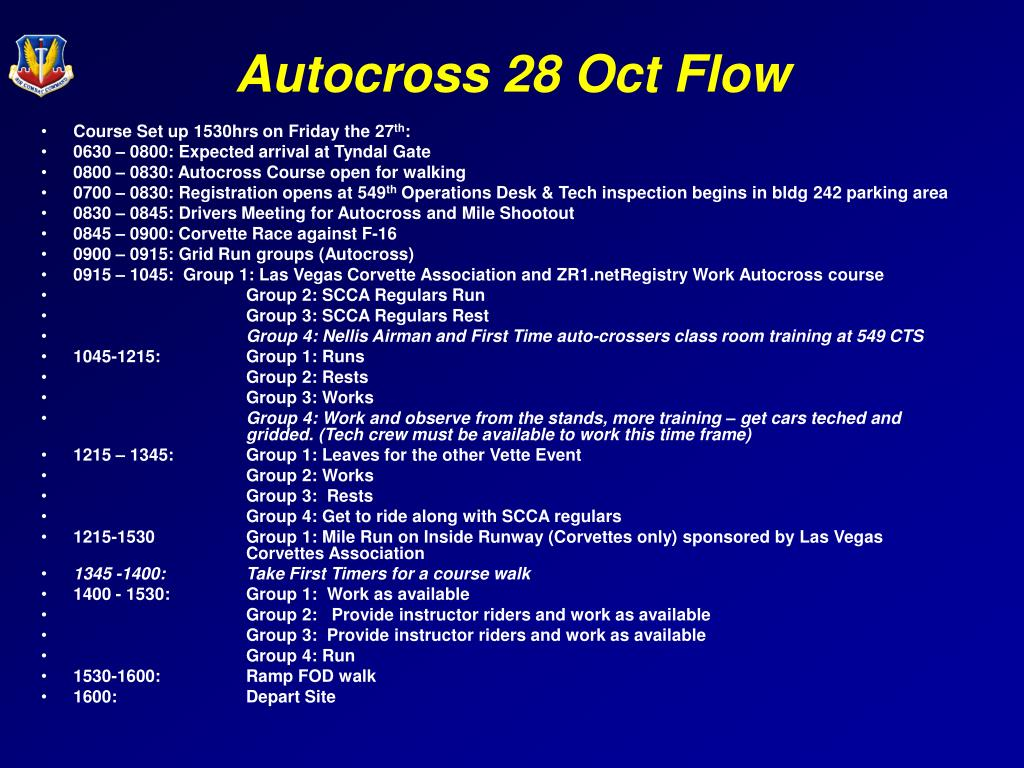 autocross 28 oct flow l.