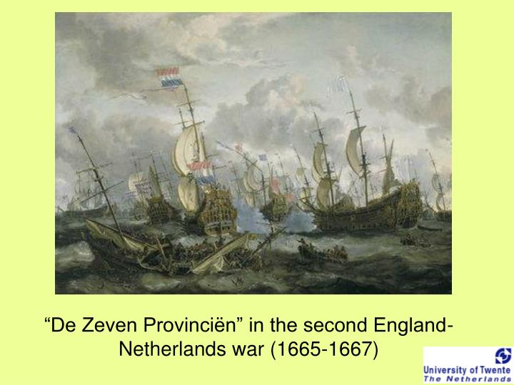 De zeven provinci n in the second england netherlands war 1665 1667