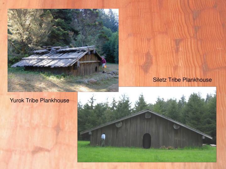 Siletz Tribe Plankhouse