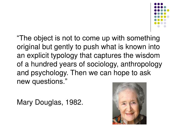 """""""The object is not to come up with something original but gently to push what is known into an ex..."""