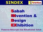 sabah invention design exhibition