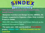 sindex history8