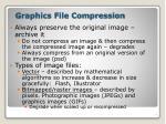 graphics file compression