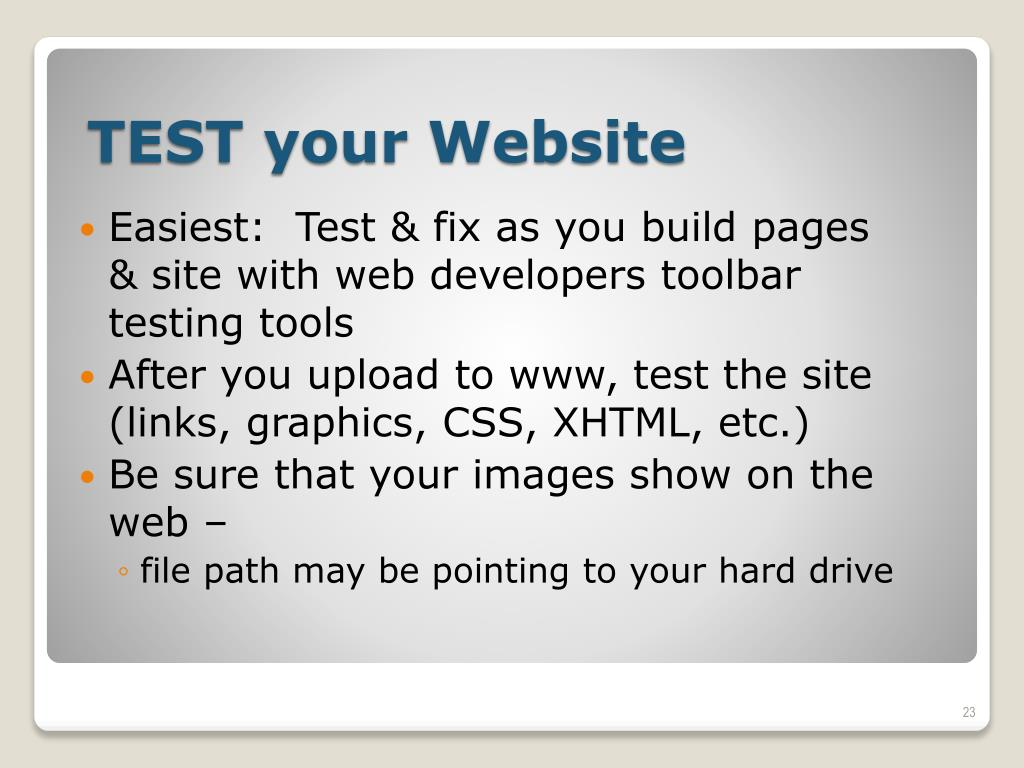 Easiest:  Test & fix as you build pages & site with web developers toolbar testing tools