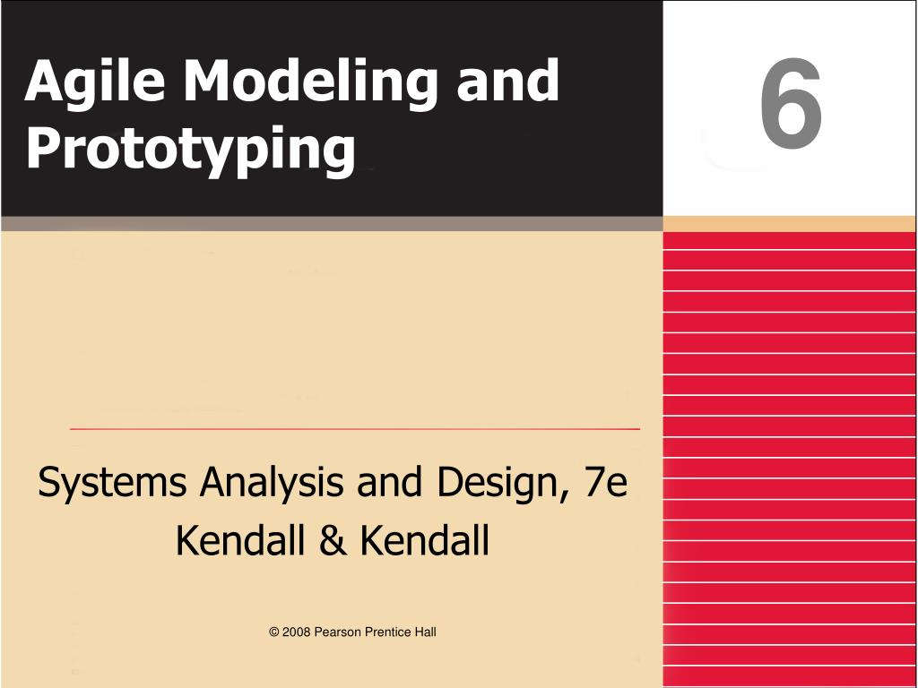 Agile Modeling and Prototyping