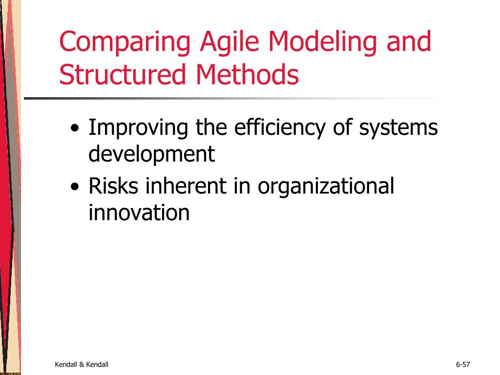 Comparing Agile Modeling and Structured Methods