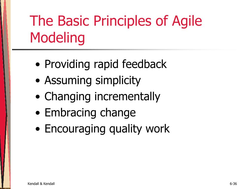 The Basic Principles of Agile Modeling