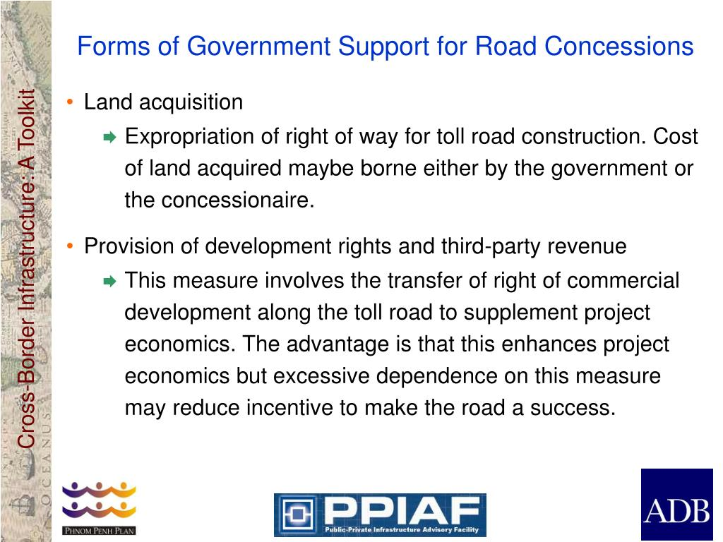 PPT - Toll Road Financing PowerPoint Presentation - ID:628797