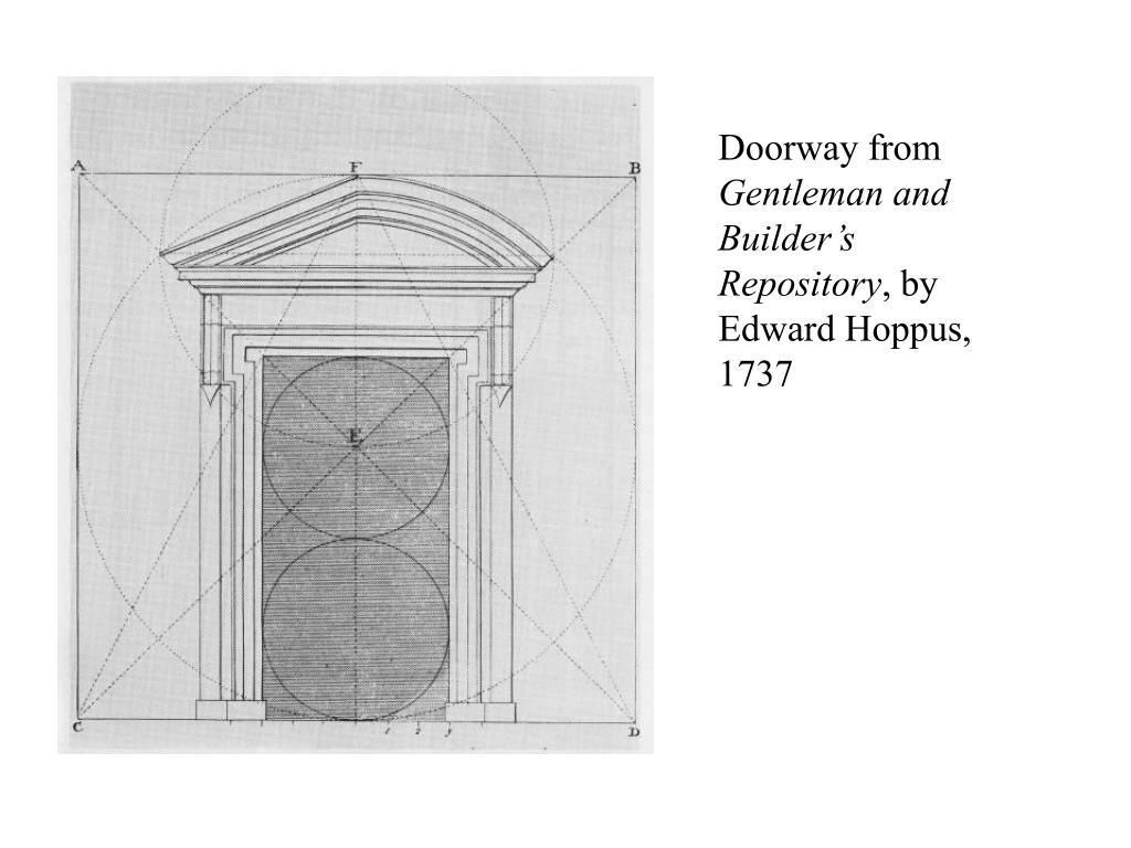 Doorway from