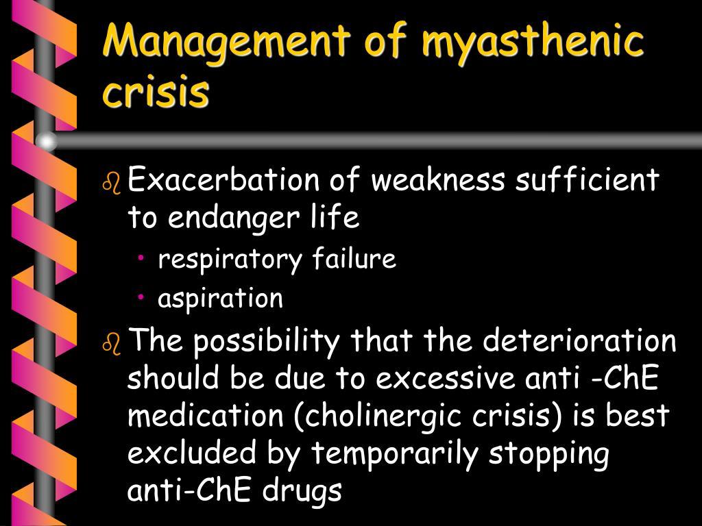 Ppt Myasthenia Gravis Powerpoint Presentation Id 629085