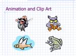 animation and clip art