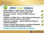 jrrd green initiative