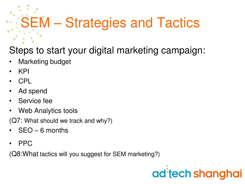 Steps to start your digital marketing campaign: