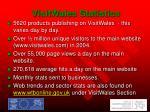 visitwales statistics