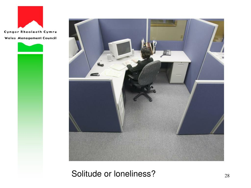 Solitude or loneliness?