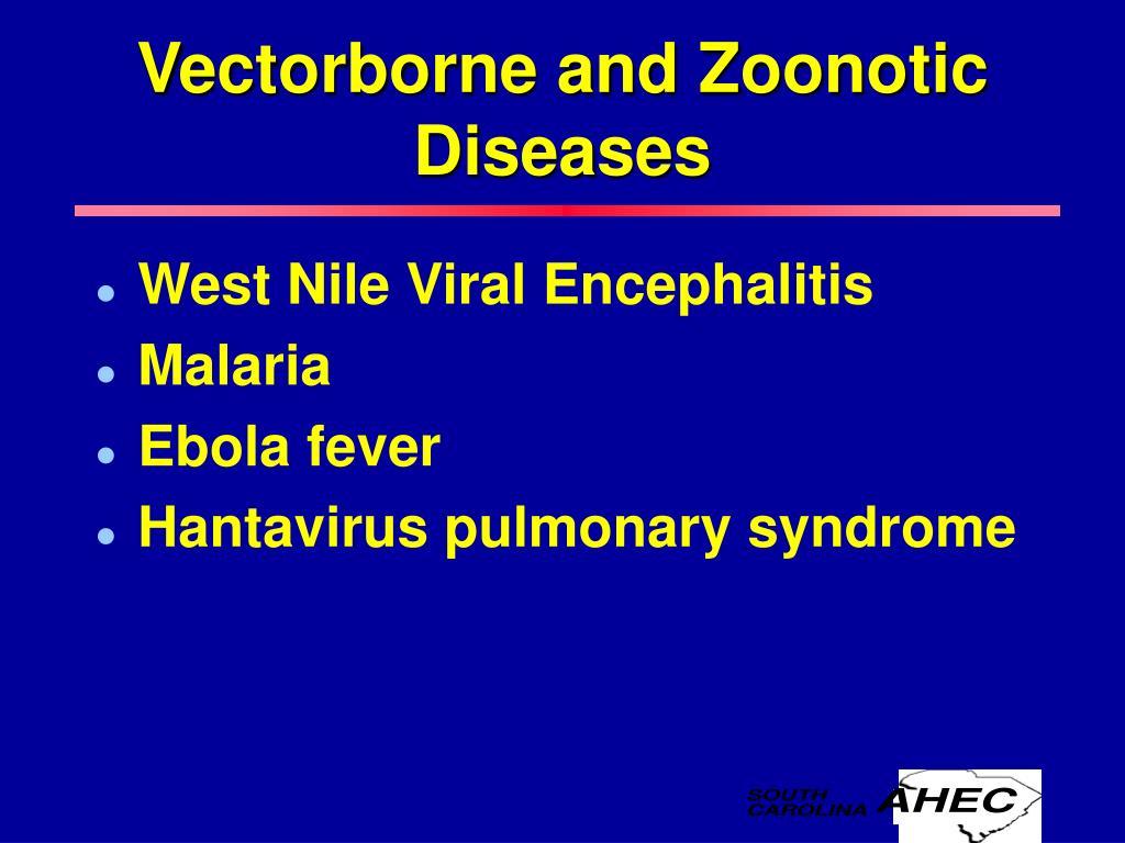 West Nile Viral Encephalitis
