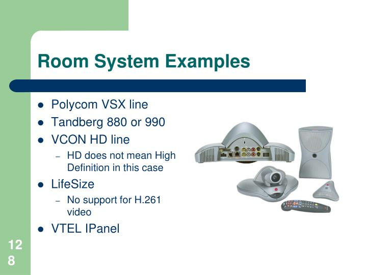 Room System Examples