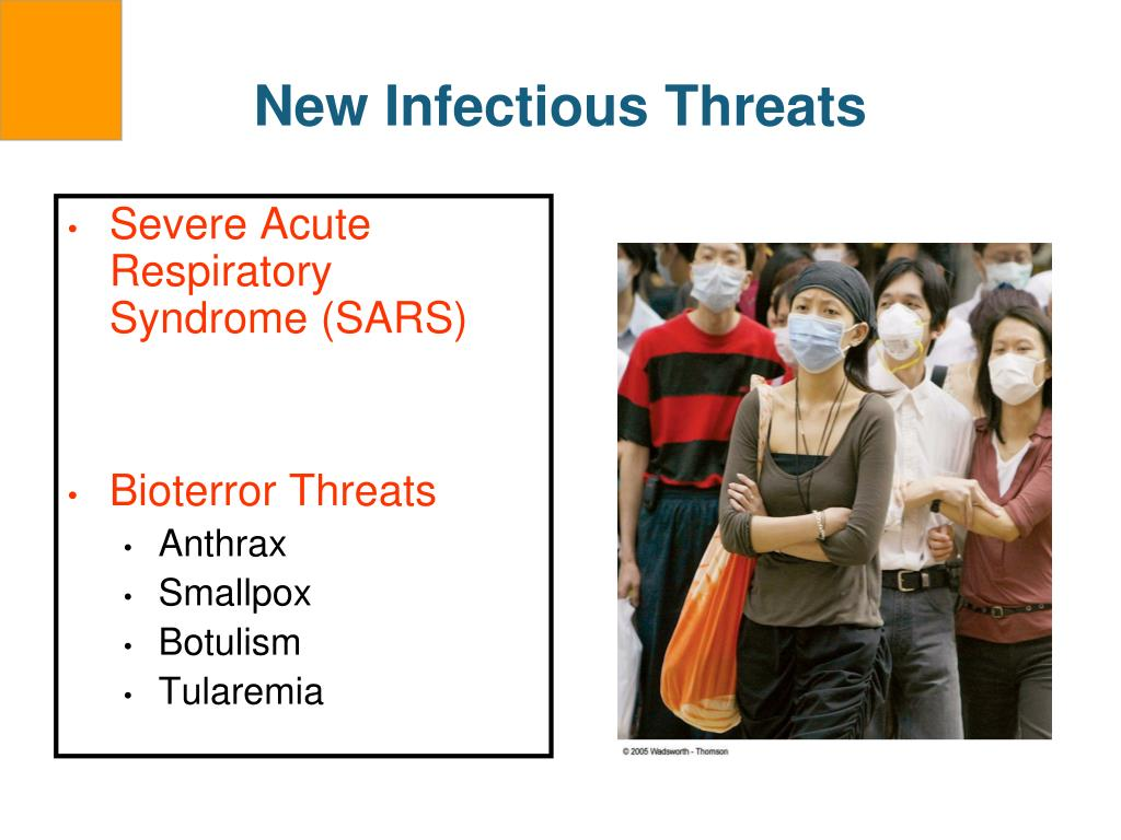 New Infectious Threats