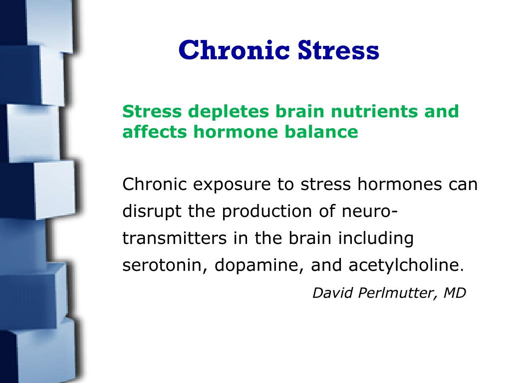 Chronic Stress