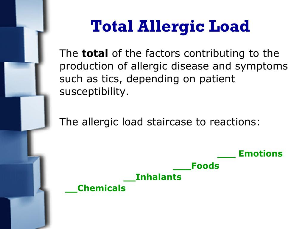 Total Allergic Load