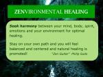 zen vironmental healing102
