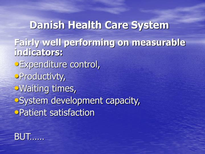Danish health care system2