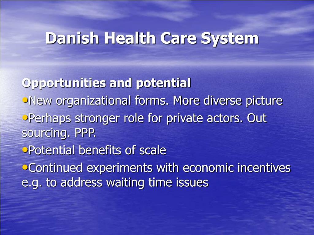 Danish Health Care System
