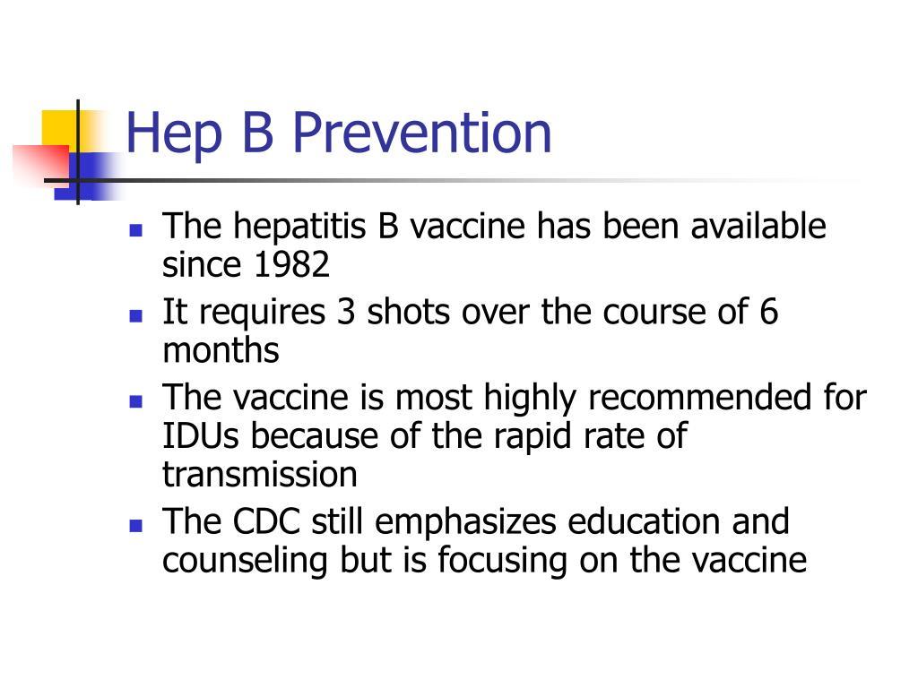 Hep B Prevention