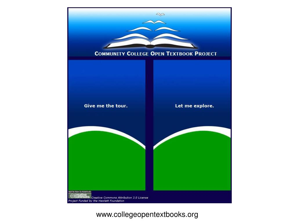 www.collegeopentextbooks.org