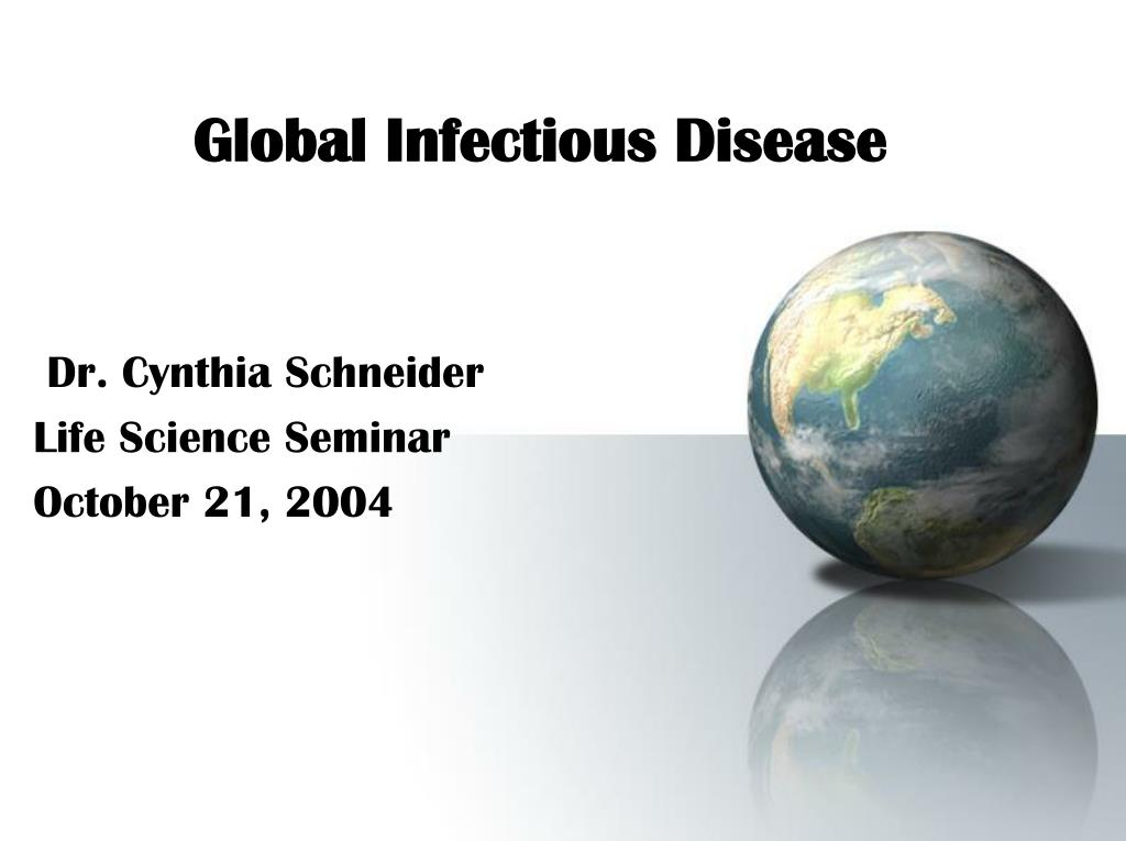 global infectious disease l.