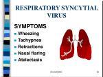 respiratory syncytial virus25