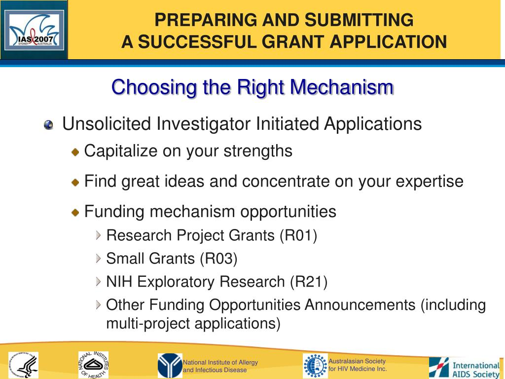 Choosing the Right Mechanism