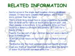 related information