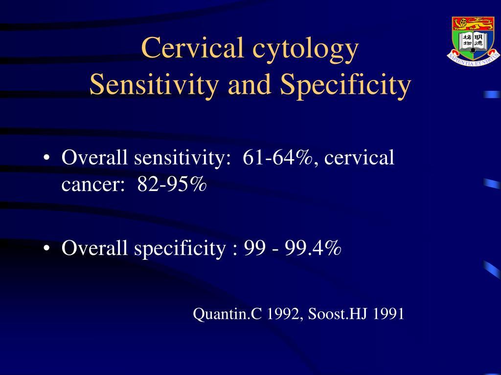 Cervical cytology