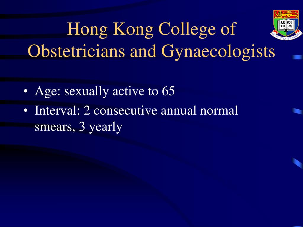 Hong Kong College of Obstetricians and Gynaecologists