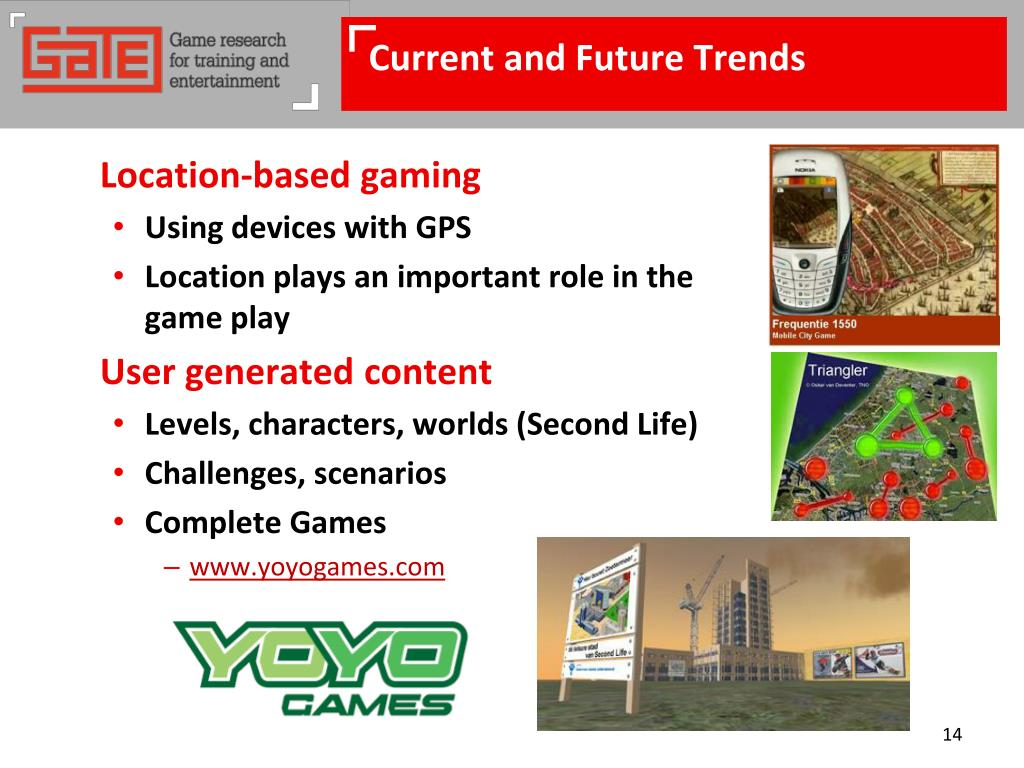 Current and Future Trends