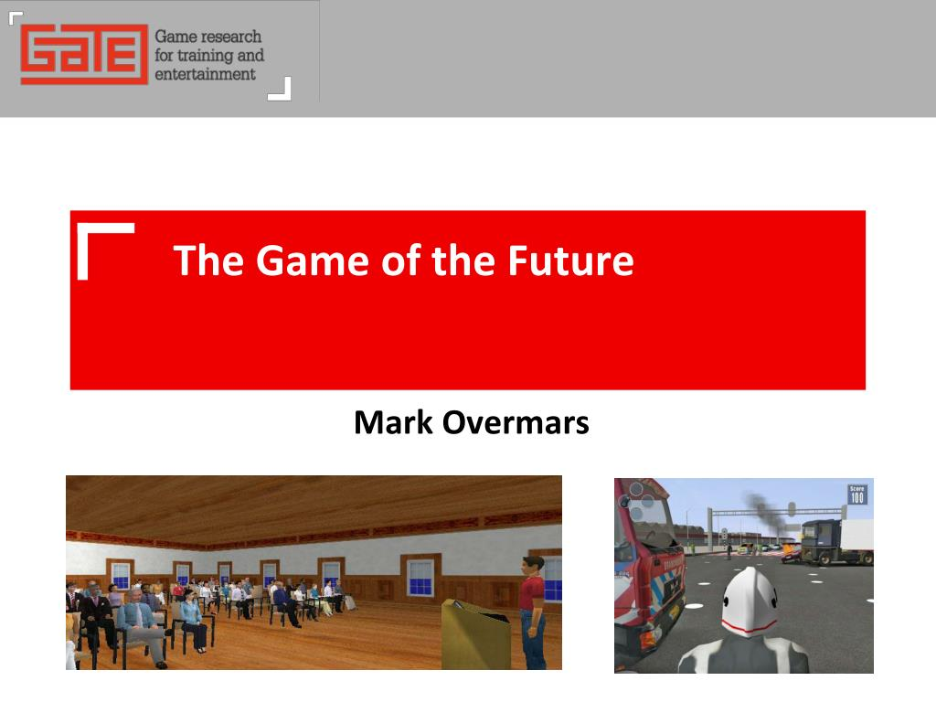 the game of the future l.