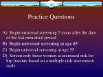 practice questions42