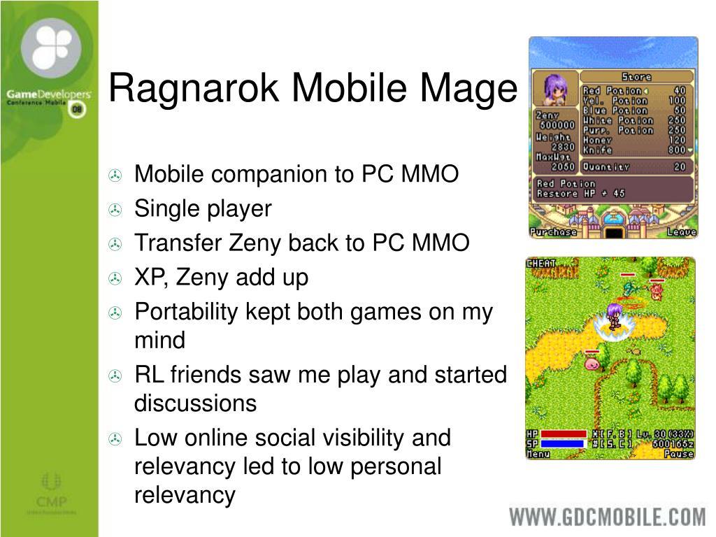 Ragnarok Mobile Mage