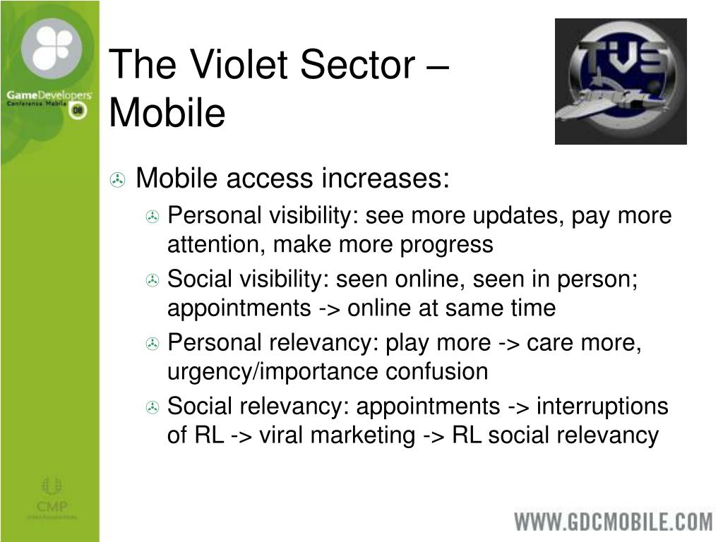 The Violet Sector –
