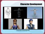 character development29