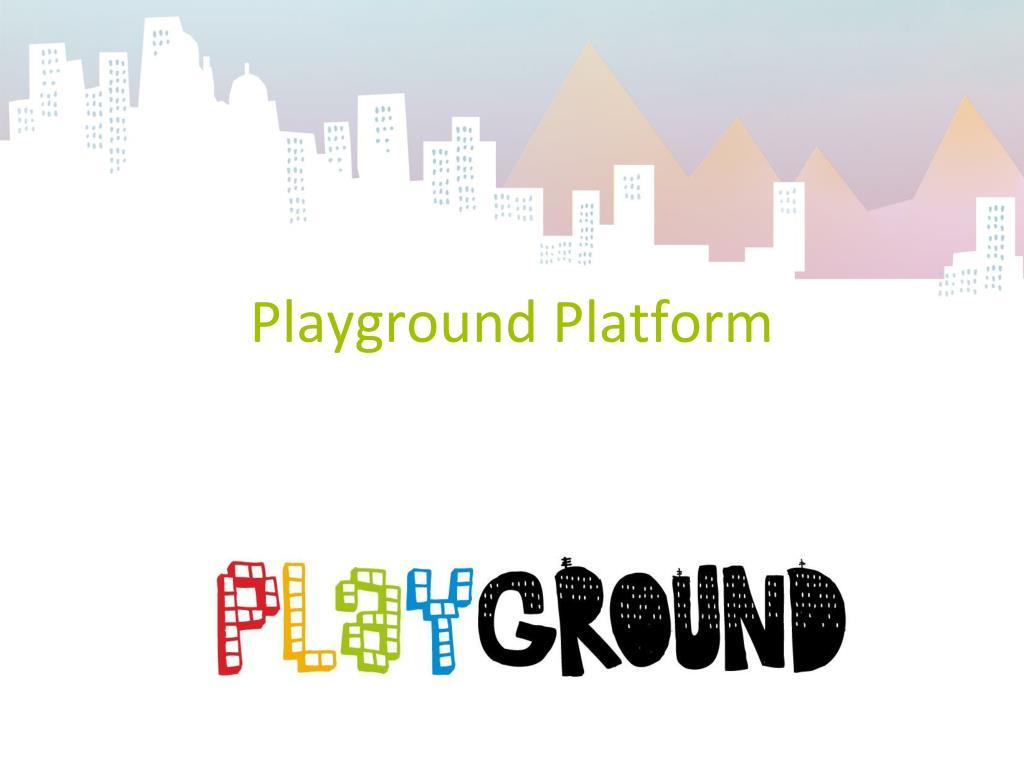 playground platform l.