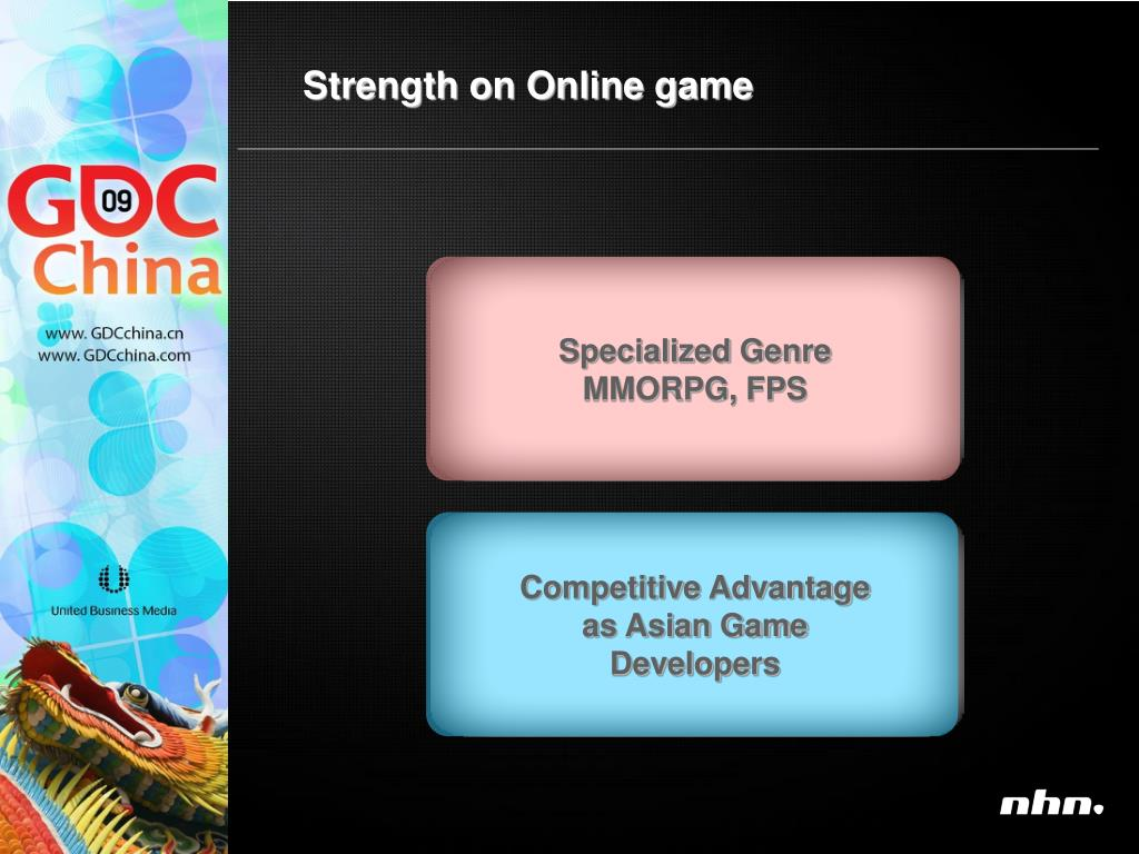Strength on Online game