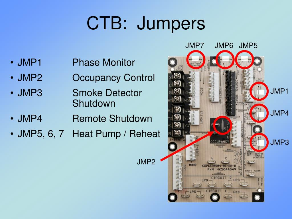 CTB:  Jumpers