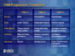 tnm progression transitions