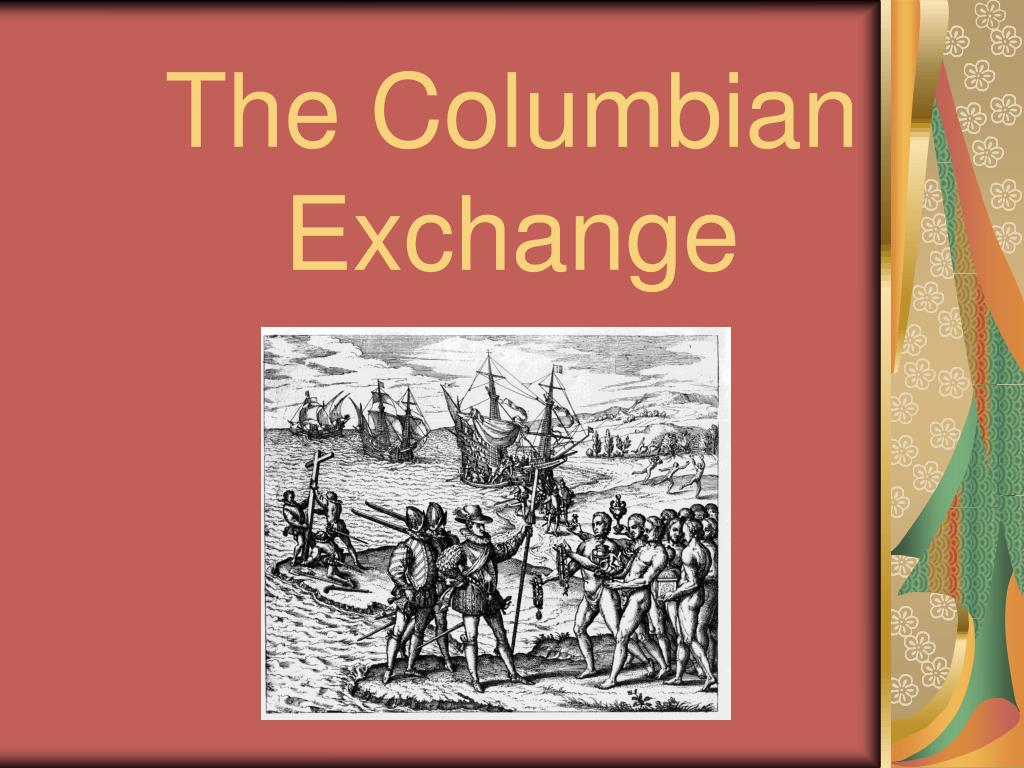 the columbian exchange l.