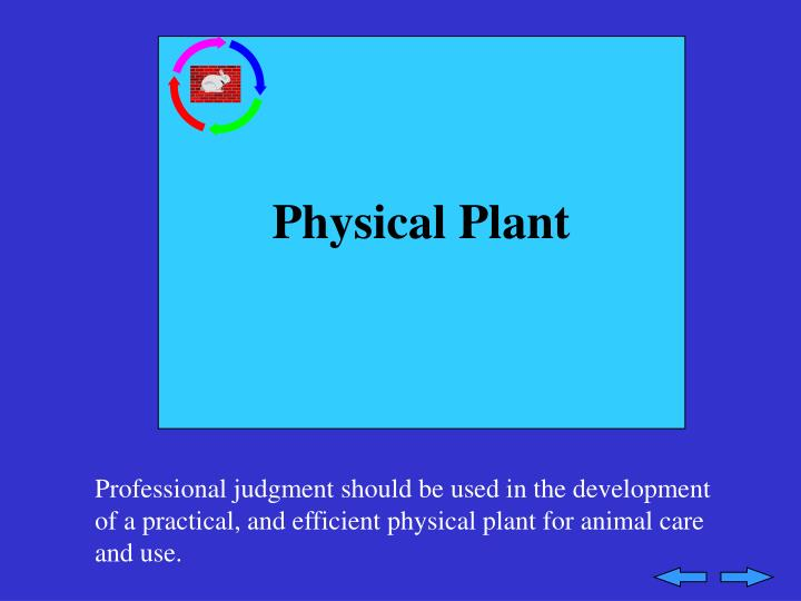 Physical Plant