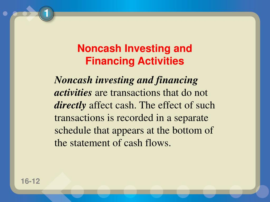 PPT - Statement of Cash Flows PowerPoint Presentation - ID ...
