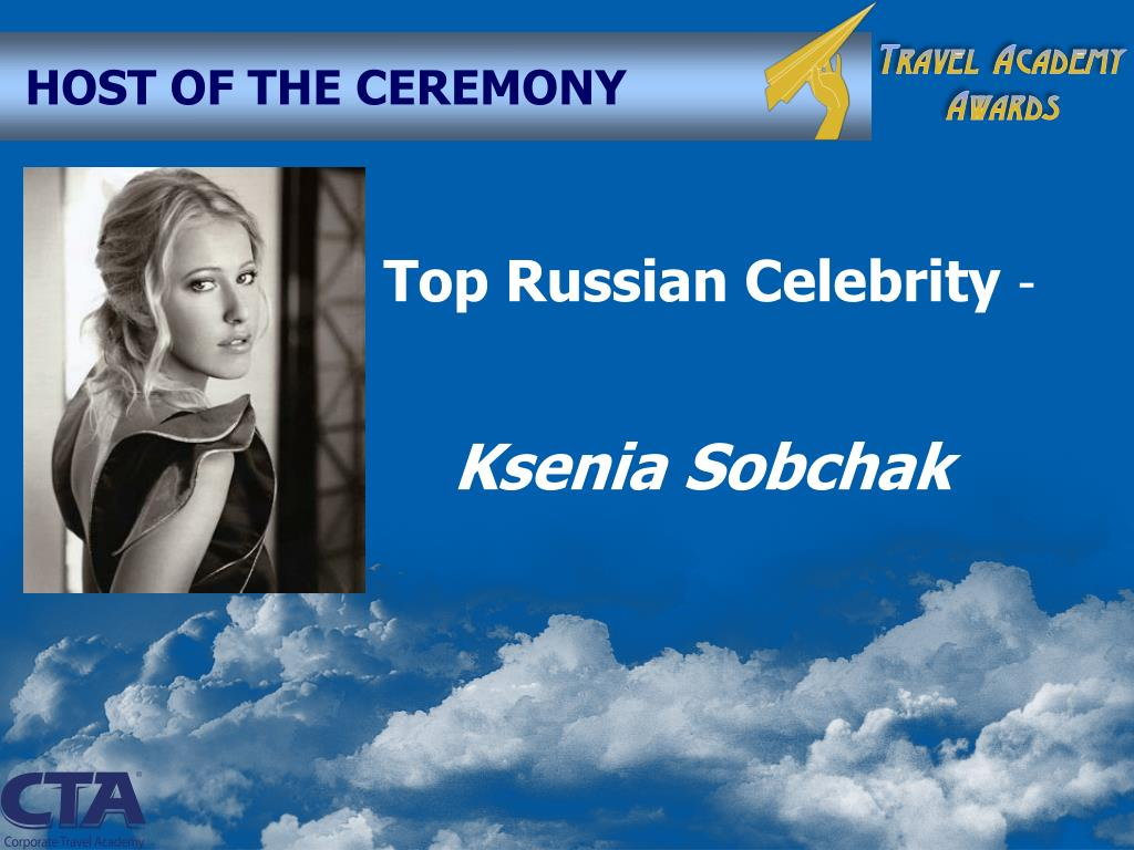 Top Russian Celebrity